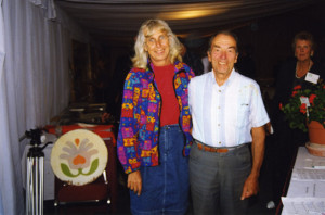 Marian and Ralph Melville in 1997.